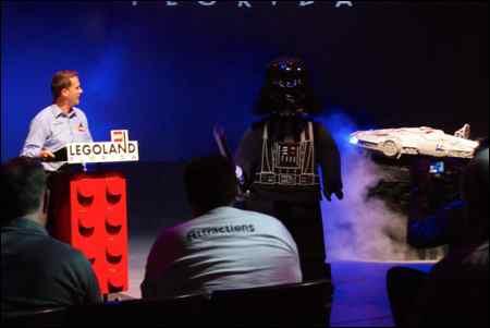 Ade and Vader