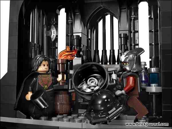 alchemy room