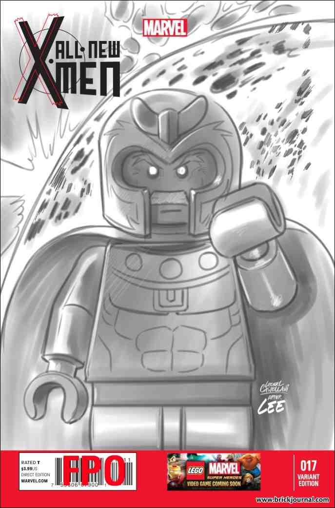 All New X-Men sketch