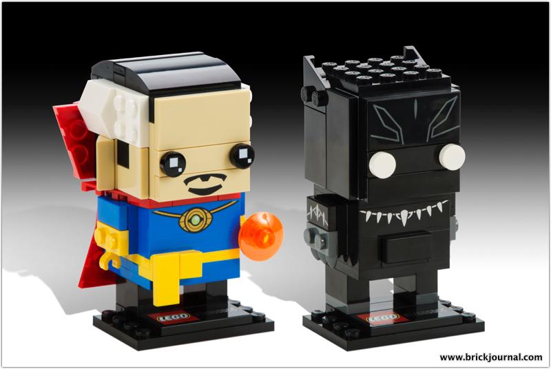Dr Strange Black Panther